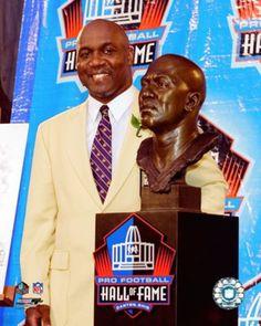 NFL Hall of Fame - Thurman Thomas of the Buffalo Bills