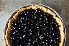 L O V E Blueberries!!!!!!!  Rose Levy Beranbaum's Fresh Blueberry Pie