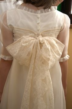 DETALLE DE ESPALDA. Boda elegante, elegant wedding