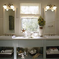 65 Calming Bathroom Retreats | Accent with Color | SouthernLiving.com