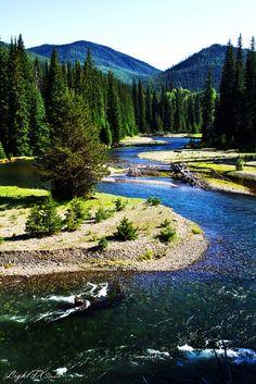 Chinook Pass, Washington; photo by Steven Lamar