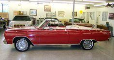 1964 Malibu SS Convertible