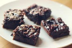 Zucchini Brownies | 10 Zucchini Recipes That Will Blow Your Mind