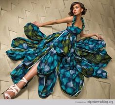 Gorgeous Ankara Styles For Weddings | Nigerian Wedding