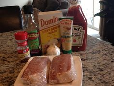 Hello Newlywed Life: Cooking for Two: Crockpot Tender Pork Chops