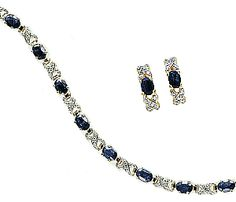 Win Sparkly Sapphire Jewelry for Your Sweetheart! Valentine's Day Contest with Limoges Jewelry. Contest ends 2/14/2012.