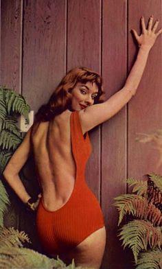 Vikki Dougan, 1957