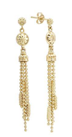 Covet Gold Drop Earrings | @Megan Ward Ward Ward Lagos Jewelry