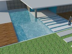 piletas modernas on pinterest swimming pools pools and