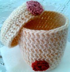 El crochet de Bea: Joyero