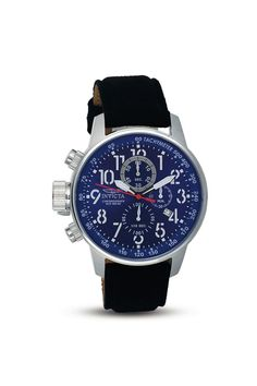 Invicta: Force Collection Chronograph Strap Watch