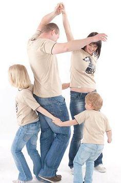 takie same koszulki dla całej rodziny/ matching outfit for whole family  www.tybopi.pl