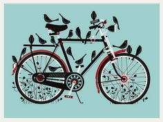 Birdcycle by Methane Studios.