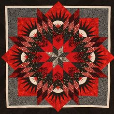 Summer Solstice ~ Quiltworx.com, made by Certified Shop, Quilting on the Square