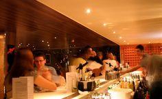 Trailer Happiness: A bar in Ladbroke Grove, West London that serves vintage American drinks.
