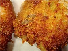 Panko-Crusted Pork Chops | These are the best pork chops you will ever eat.