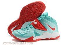 Nike Lebron Zoom Soldier VII Mint Vert/Rouge