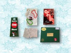 Christmas Fun Bands Package from Santa by SantaGiftWorkshop, $8.85