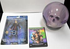 Mystery Men The Bowler Complete Package, Original Skull Ball, Figure, Movie!! origin skull, skull ball