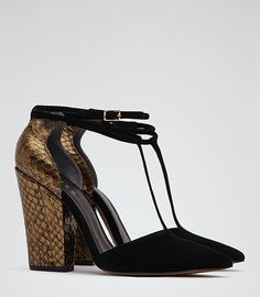 Reiss Noma Shoes