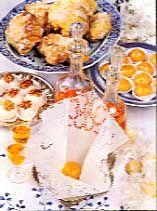Licor de Tangerina - Gastronomia de Portugal