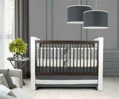 Oilo Studio Sticks 3 Piece Crib Set  #projectnursery #franklinandben #nursery