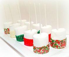 #Festive #marshmallo