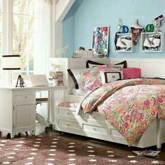 Teens Bedroom....