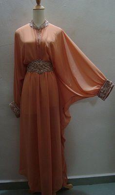 #kaftan belt peach - SOLD  Like, Repin, Share! Thanks :)