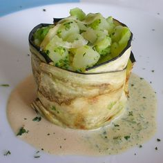 #Receta de pastel de #verduras,