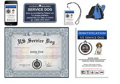 US Dog Registry - Service Dog Registration and Supplies