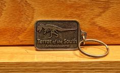 Terror of the South Keychain $3.95