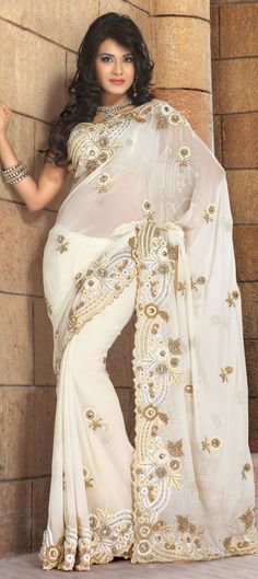 Check it out this new arrival lehenga style saree......Free shipping worldwide  Buy @ http://www.indianweddingsaree.com/product/74074.html