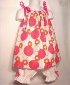 18 Easy Sewing Projects for Beginners.  I'm gonna need this, since Emma will never be the same size on top and bottom......