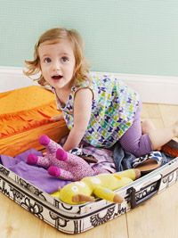Tips for traveling with a toddler - will need this soon!