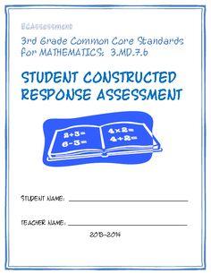 Problem solving checklist third grade