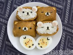 Finally a savory dish ^-^