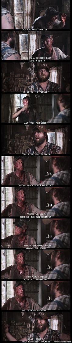 Tucker and Dale vs. Evil - Imgur