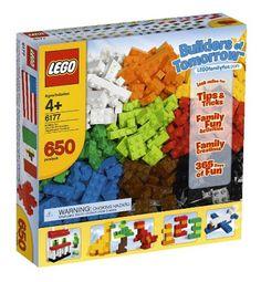 Legos. Always wonderful.