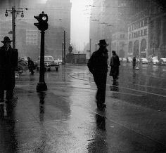 Arthur Leipzig - Rain, 1954