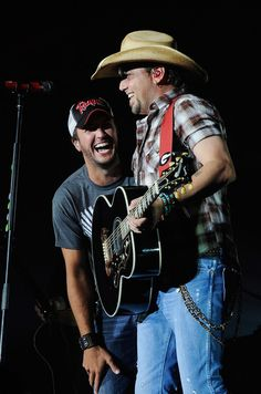 Jason Aldean & Luke Bryan ♥