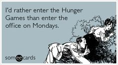 The Hunger Games - someecards