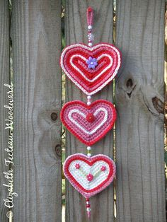 Hanging Hearts Trio