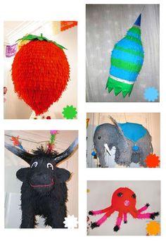 La Piñata, boutique de piñatas para fiestas, en París | DolceCity.com