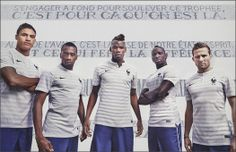 Nike Reveal France World Cup Away Kit