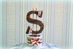 Мастер класс топиария из бумажных денег