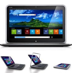 Dell XPS 12 Ultrabook Price in Pakistan and Review