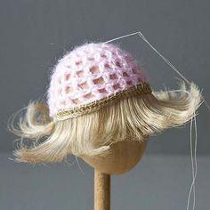 Size 6 Doll Wig Tutorial