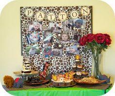 boy safari birthday, bday, birthday parties, safari parti, birthday idea, babi, first birthdays, 1st birthdays, parti idea