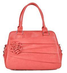 Rose Coral Camera Bag